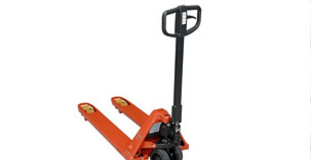 Get the right hand pallet truck